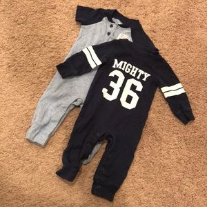 3 month one piece outfits
